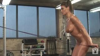 Playboy workout