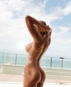 Jade Grobler nude