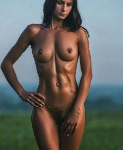 Anastasia Appolonova nude