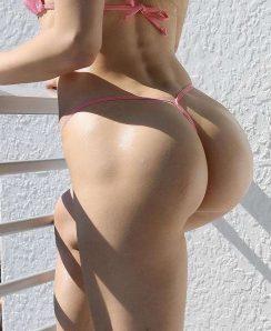 Anastasia Vegilates nude