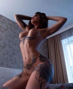 Anastasiya Snegova nude