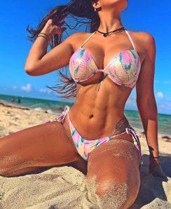 Maria Gabriela Lobaton nude