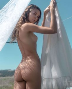 Sydney Van Til nude