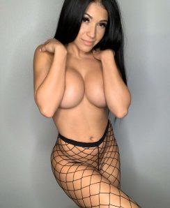 Alyssa Lavonne nude