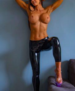 Felicia Hardon nude